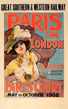 Paris in London Great Southern Western Railway