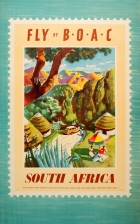 South Africa BOAC Xenia