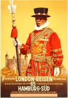 London Beefeater HAPAG Anton