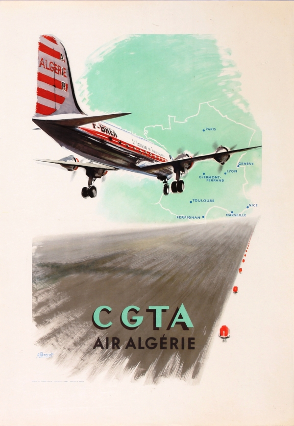 Air Algeria CGTA France Switzerland