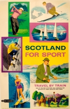 Scotland for Sports Golf Ski Fishing