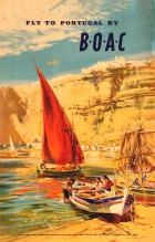 Portugal By BOAC Wootton