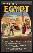 Winter In Egypt Sunshine Pleasure Health