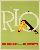 Rio Braniff International Airways Toucan