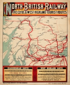 North British Railway the Clyde and West Highlands