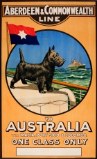 Aberdeen Commonwealth Scottish Terrier Line Australia