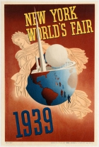 New York Worlds Fair 1939 Atherton