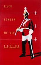 Sabena London Royal Guard