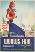 New York World's Fair Summer Vacation