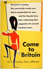 Come to Britain Midcentury Design Royal Guard