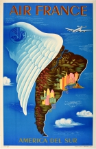 Air France South America Lucien Boucher