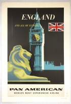 England And All Of Europe PanAm