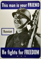 This Man is Your Friend Russian WWII