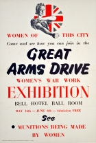 Great Arms Drive WWII
