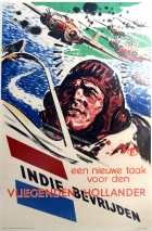 Liberate Dutch East Indies Indonesia WWII