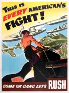 This is Every American's Fight WWII