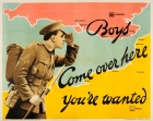 Boys Come Over Here WWI UK