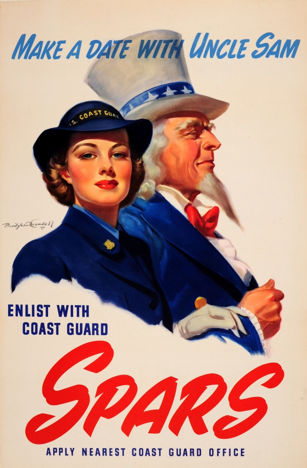 Original Vintage Posters -> War Posters -> Date With Uncle