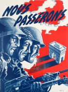 Nous Passerons WWII France Allies