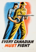Every Canadian Must Fight WWII Philip Surrey