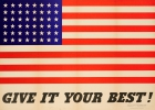Give It Your Best WWII USA Home Front