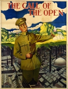 Call Of The Open Army WWI Recruitment UK