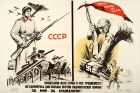 USSR For Peace For Socialism Red Army